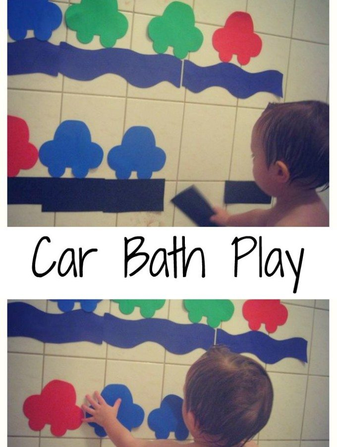 Adventures of Adam Car Bath Play