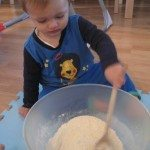 Making Playdough