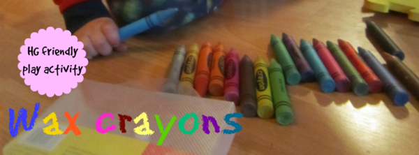 Adventures of Adam Wax Crayons
