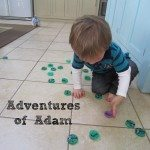 Adventures of Adam Ladybug push and drop