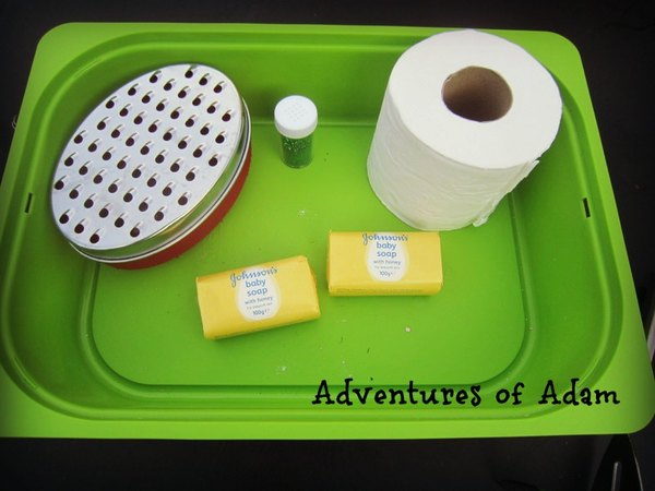 Adventures of Adam toddler play