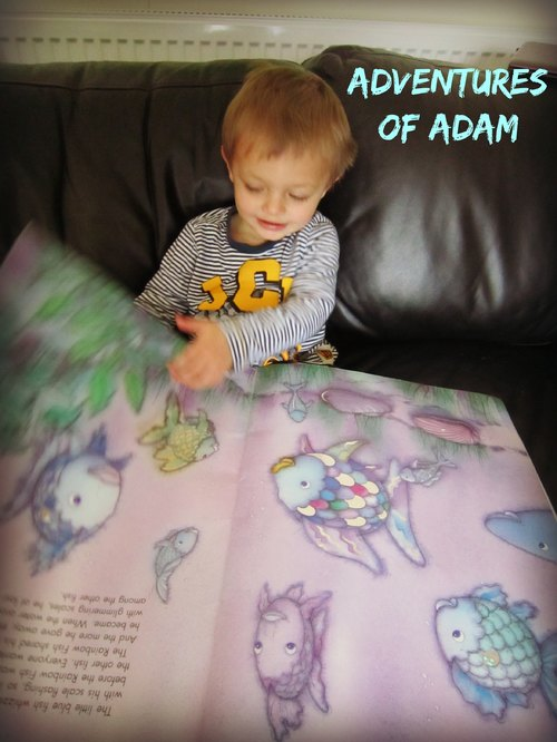 Adventures of Adam Virtual Book Club for Kids