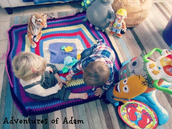 Adventures of Adam toddler play toy tea party