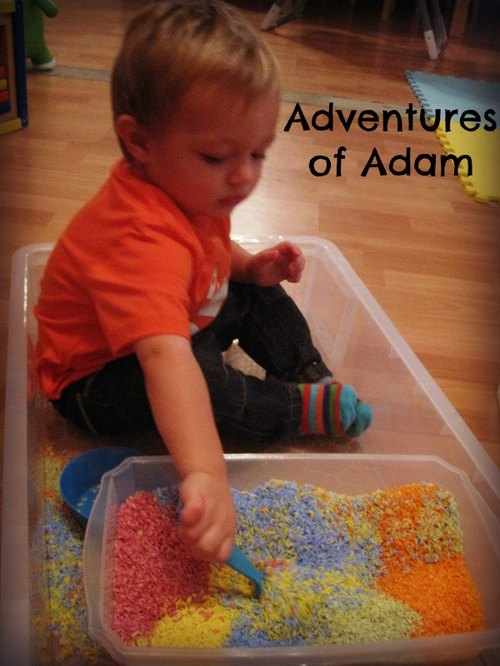 Adventures of Adam Top toddler activity
