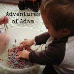 Adventures of Adam Rainbow Spaghetti