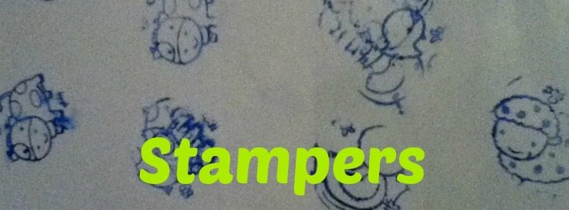 Stampers – Day 2 Toddler Play Challenge