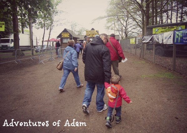 Adventures of Adam East Anglian Game and Country Fair