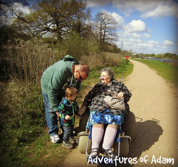 Whitlingham Country Park family day out