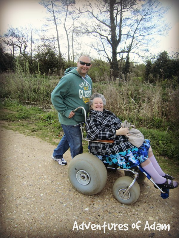 Whitlingham Country Park wheelchair access