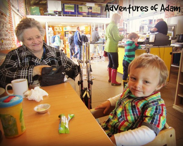Adventures of Adam Whitlingham Country Park cafe