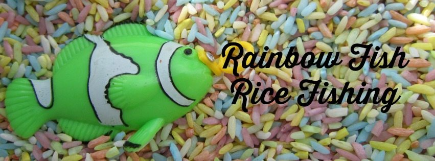Rainbow Fish Rice Fishing Adventures of Adam