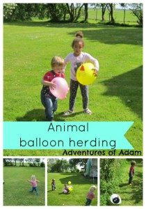 Adventures of Adam Animal Balloon Herding