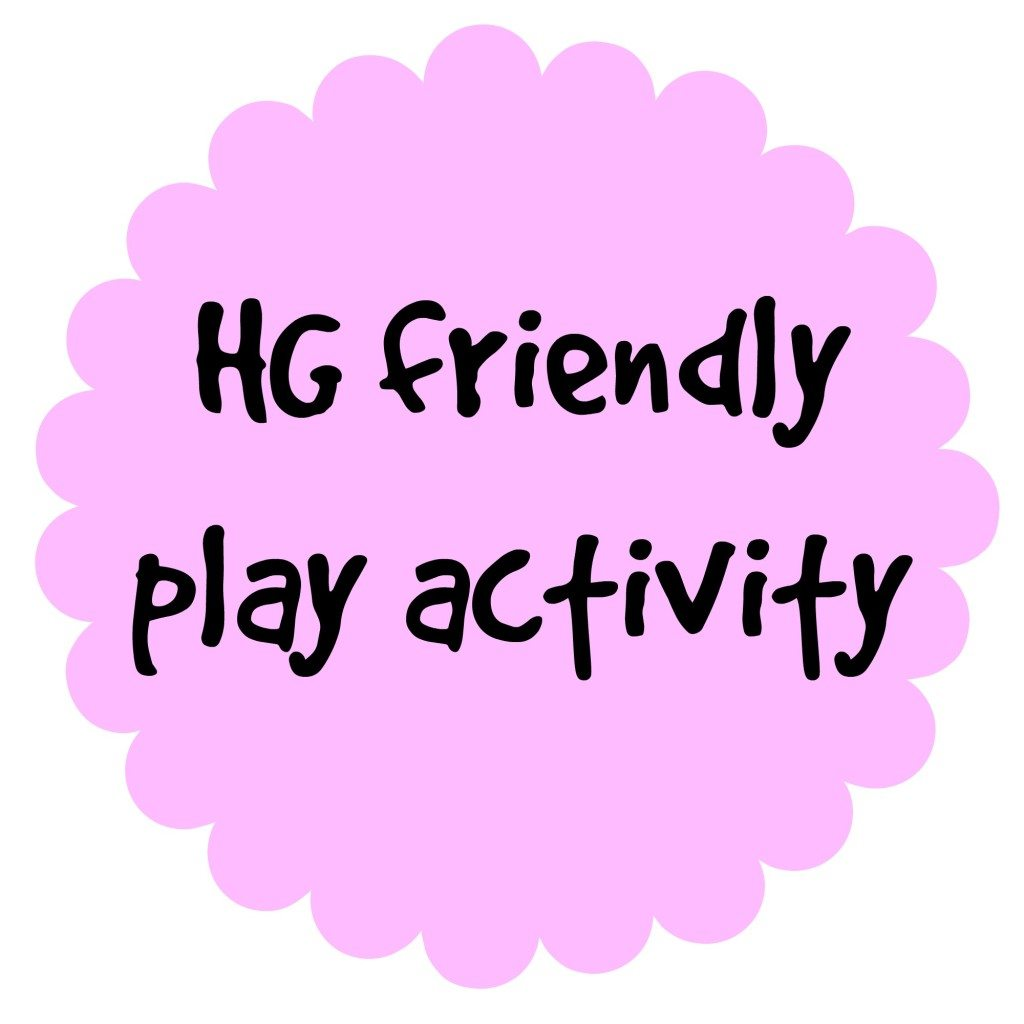 Adventures of Adam HG friendly play activity