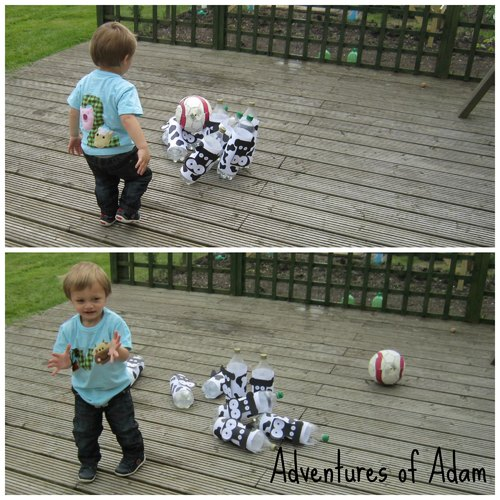 Adventures of Adam toddler cow skittles