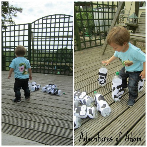 Adventures of Adam toddler outdoor games
