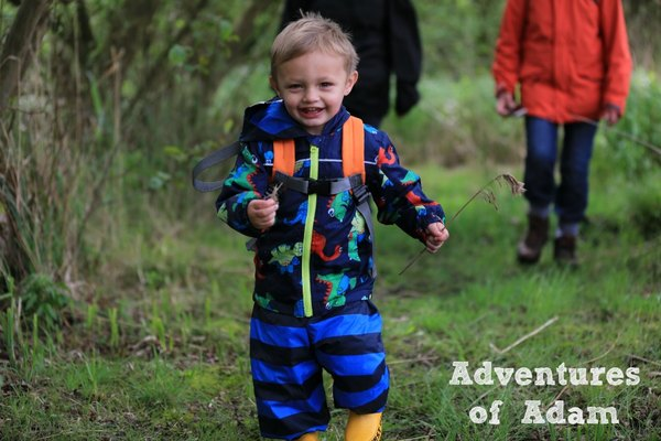 Adventures of Adam Loving National Children's Day UK