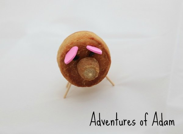 Adventures of Adam pork pie pig