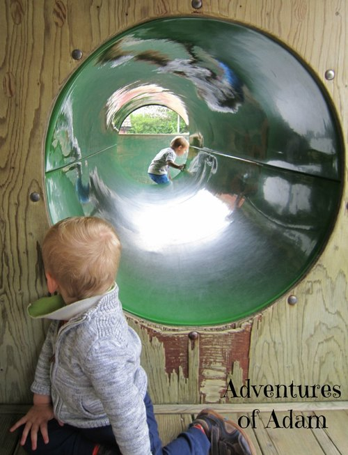 Adventures of Adam toddler fun Playbarn