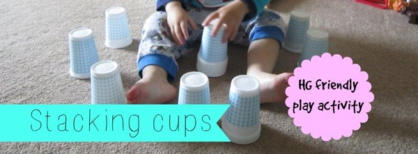 Adventures of Adam toddler stacking cups