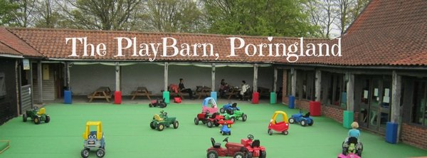 Adventures of Adam The Playbarn Poringland