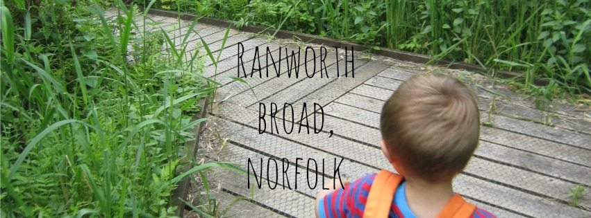 Adventures of Adam Ranworth Broad Norfolk