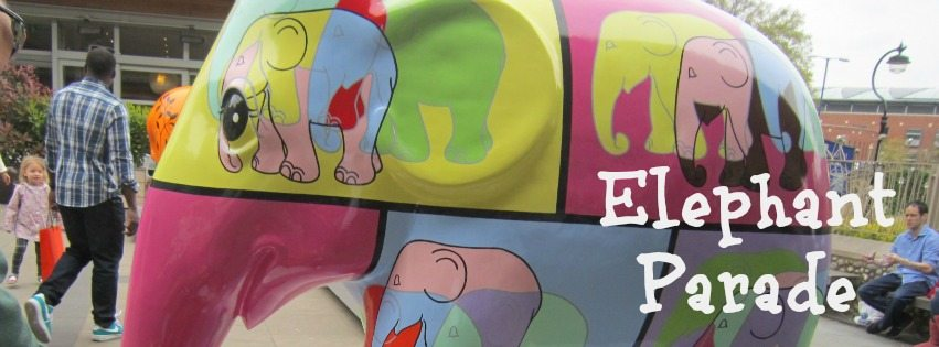 Adventures of Adam Elephant Parade