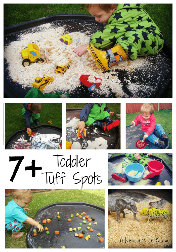 7 Toddler Tuff Spot Adventures of Adam