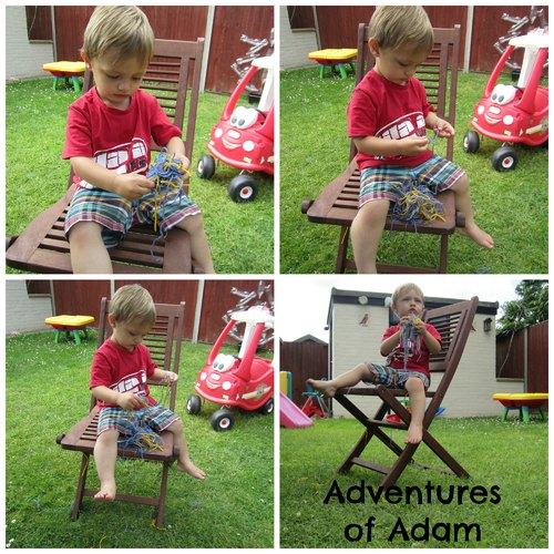 Adventures of Adam Creative Challenge for Kids