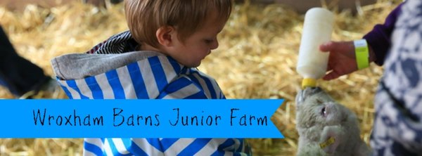 Adventures of Adam Wroxham Barns Junior Farm
