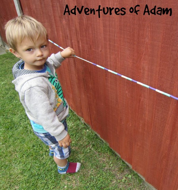 Adventures of Adam garden abacus