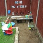 Adventures of Adam Mud Kitchen