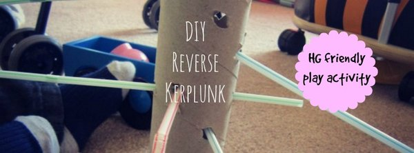 Adventures of Adam DIY reverse kerplunk