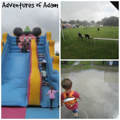 Adventures of Adam Reedham Fete