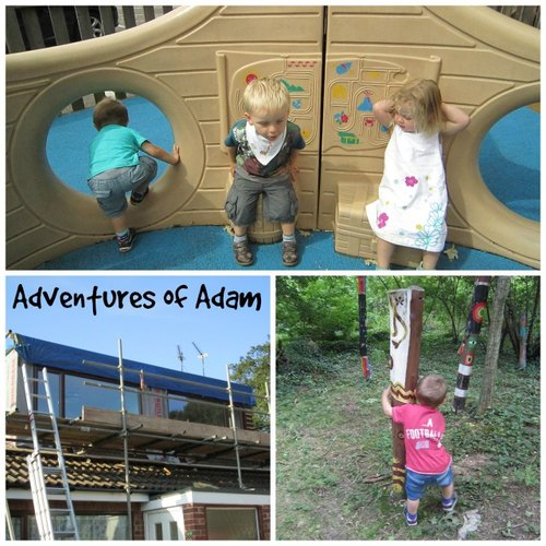 Adventures of Adam in July