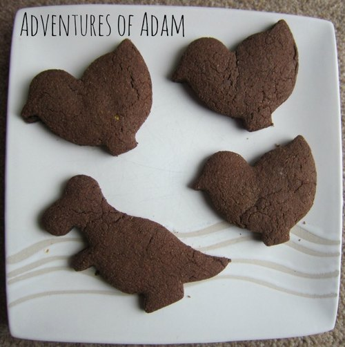 Adventures of Adam Sweetpea Pantry chocolate giggles