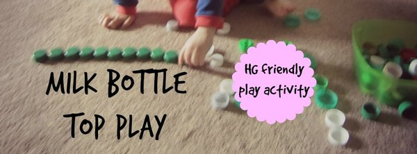 Adventures of Adam milk bottle top play