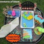 Adventures of Adam Fergus Ferry Small World