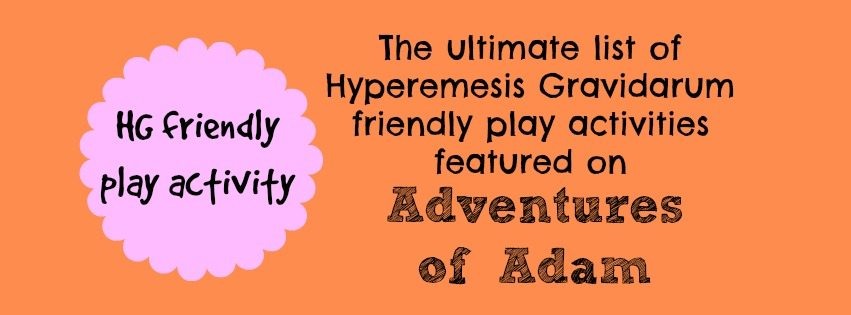 HG Friendly Play Activities