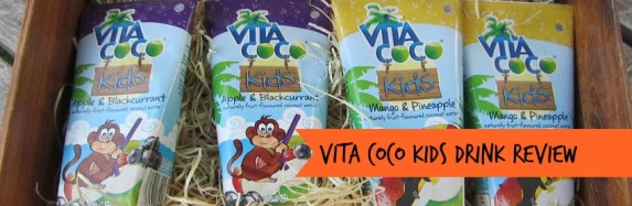 Vita Coco Kids Drink Review