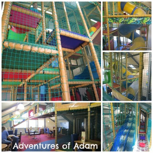 Adventures of Adam Toddler indoor play Norwich