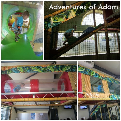 Adventures of Adam keeping toddlers entertained in Norfolk