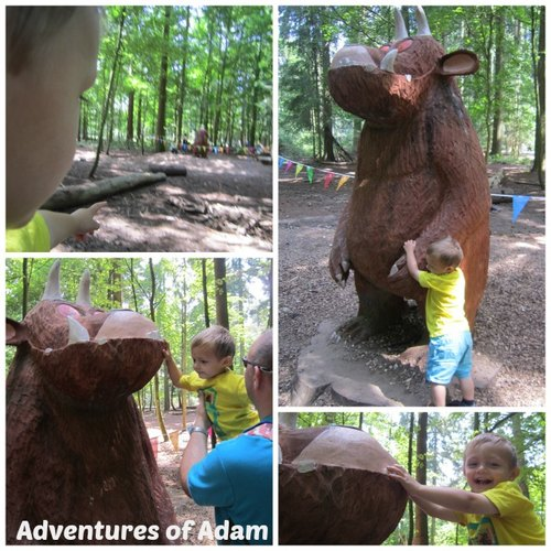 Adventures of Adam Gruffalo