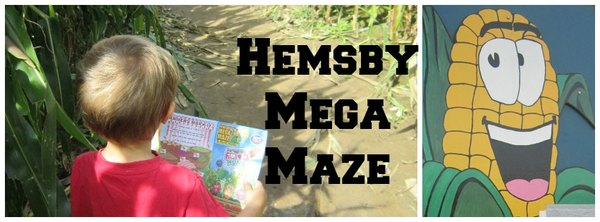 Adventures of Adam Hemsby Mega Maze