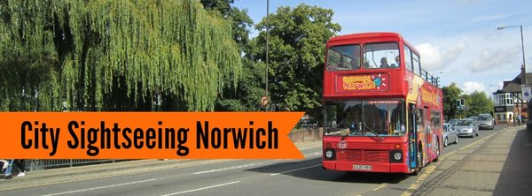 Adventures of Adam City Sightseeing Norwich