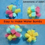 Adventures of Adam easy to make water bomb