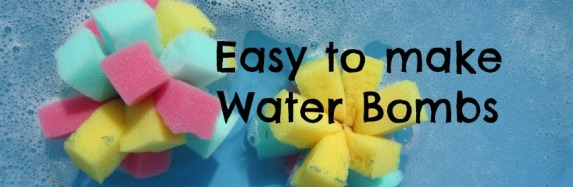 Easy To Make Water Bombs