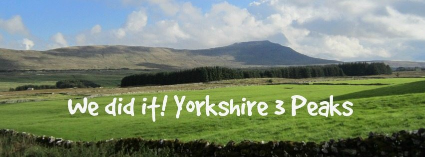 We did it! Yorkshire 3 Peaks