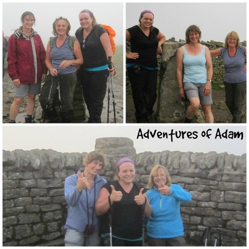 Adventures of Adam Yorkshire 3 Peaks