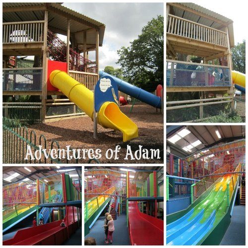 Adventures of Adam play area Norfolk