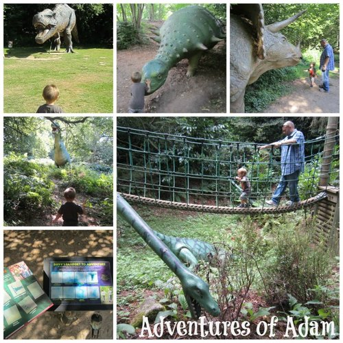 Adventures of Adam Dinosaur Adventure Park